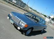 1977 Mercedes-Benz 450 SE Blue Automatic 3sp A Sedan for Sale