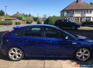 FORD FOCUS ST2 BLUE 2006 - standard PRICE REDUCED for Sale