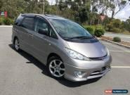 2003 Toyota Estima /Tarago Aeras S Silver Automatic 4sp A for Sale