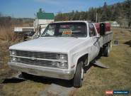 1984 Chevrolet Other Pickups C-30 for Sale