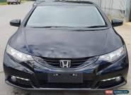 2014 Honda Civic VTi-S 9th Gen Hatchback 6sp M 48K EASY REPAIR STOLEN DAMAGED for Sale