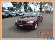 2003 Holden Astra TS Equipe Burgundy Automatic 4sp A Sedan for Sale