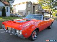 Oldsmobile : 442 CONVERTIBLE for Sale