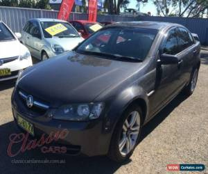 Classic 2009 Holden Commodore VE MY09.5 Omega Grey Automatic 4sp A Sedan for Sale