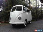 1958 VW Kombi Ambulance RHD for Sale