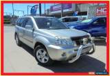 Classic 2006 Nissan X-Trail T30 II MY06 ST-S X-Treme Silver Automatic 4sp A Wagon for Sale