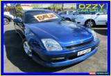 Classic 1997 Honda Prelude SI Blue Manual 5sp M Coupe for Sale
