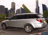 Subaru Outback 2006 Automatic Wagon Looks Good Drives Good No Roadworthy or Rego for Sale