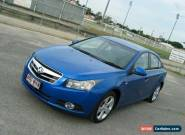 2009 Holden Cruze JG CDX Blue Automatic 6sp A Sedan for Sale