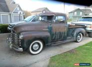 1952 Chevrolet Other Pickups 3100 for Sale