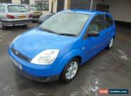 Ford Fiesta 1.4I 16V LX A/C for Sale