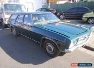 Holden Kingswood 1974 Wagon 202 6 cyl Automatic POWER STEERING body is GOOD for Sale