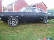 Dodge: Coronet RARE GOLD 375HP/440 MATCHING#CAR for Sale