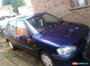 1998 PEUGEOT 106 XN ZEST 2 BLUE for Sale