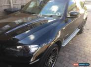 2010 BMW X6 XDRIVE 35D AUTO BLACK for Sale