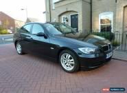 LOW MILEAGE 2005 (55 REG) BMW 318i 3 SERIES - 4 DOOR SALOON - METALLIC BLACK for Sale
