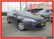 2012 Ford Mondeo MC LX Tdci Midnight Blue Automatic A Wagon for Sale