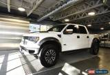 Classic 2012 Ford F-150 SVT Raptor Crew Cab for Sale