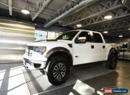 2012 Ford F-150 SVT Raptor Crew Cab for Sale