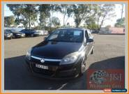 2006 Holden Astra AH MY06 CD Black Manual 5sp M Hatchback for Sale