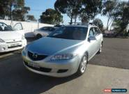 2003 Mazda 6 GY Classic Silver Automatic 4sp A Wagon for Sale