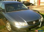 2006 Holden Commodore S. Wagon VZ for Sale