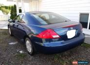 Honda: Accord lx-g for Sale
