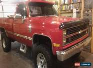 1984 Chevrolet Other Pickups for Sale