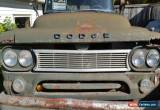 Classic Dodge : Power Wagon for Sale