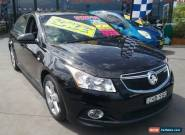 2012 Holden Cruze JH MY12 SRi Black Manual 6sp M Hatchback for Sale