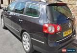 Classic 2008 VW Passat 2.0 TDI SE Estate - 75K Miles for Sale