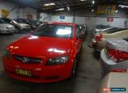 2007 Holden Commodore VE Omega Red Automatic 4sp A Sedan for Sale