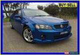 Classic 2009 Holden Commodore VE MY09.5 SS Blue Automatic 6sp A Sedan for Sale