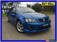 2009 Holden Commodore VE MY09.5 SS Blue Automatic 6sp A Sedan for Sale