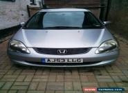 HONDA CIVIC 1.6i VTEC Auto 2003 - 53 - Non Runner for Sale