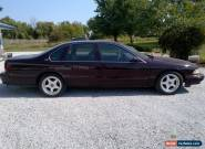 Chevrolet: Impala SS for Sale