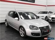 2007 Volkswagen Golf 2.0 TFSI GTI 5dr for Sale