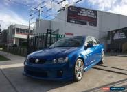 2009 Holden Commodore VE MY09.5 SS Blue Manual 6sp M Sedan for Sale