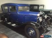 1929 Chevrolet Other 2 Doors for Sale