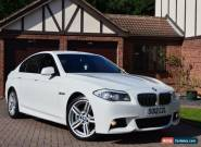 2012 BMW 5 Series 2.0 520d M Sport 4dr for Sale