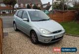 Classic Ford Focus 1.6 i 16v Ghia 5dr 2004 for Sale