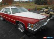 1979 Cadillac DeVille for Sale