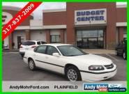 2004 Chevrolet Impala Base Sedan 4-Door for Sale