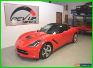 2014 Chevrolet Corvette Stingray Convertible 2-Door for Sale