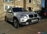 2007 BMW X5 3.0D SE 5S AUTO SILVER for Sale