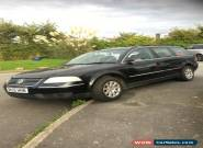 2005 VOLKSWAGEN PASSAT SE TDI BLACK ESTATE 1.9 NEW CAMBELT 12 MONTHS MOT for Sale