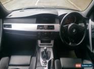 2006 BMW 5 SERIES M SPORT DIESEL NO RESERVE for Sale
