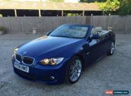 BMW 3 SERIES 3.0 335i M Sport 2dr Full Service History Premium Luxury Car for Sale