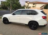 BMW X5 2013 F15 3.0Diesel  for Sale