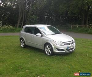 Classic 2007 VAUXHALL ASTRA SRI SILVER (REPAIR) for Sale
